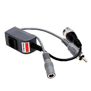 Promo Balun Cctv Balun Passive Audio Power Balun Cctv Transmitter Receiver