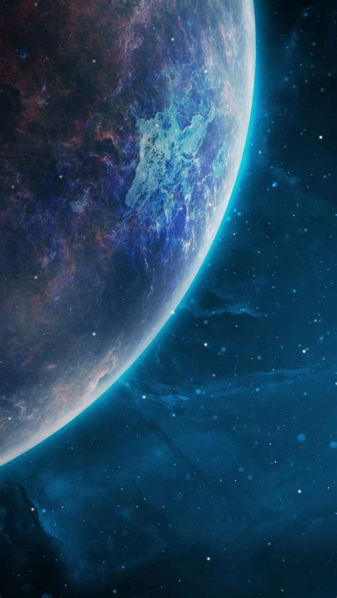 wallpaper space galaxy planet  space
