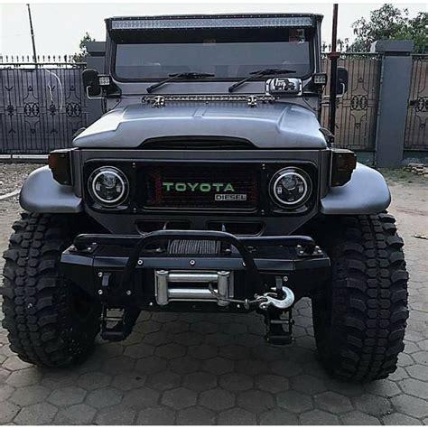 toyota jeep black fj40 black toyota land cruisers toyota