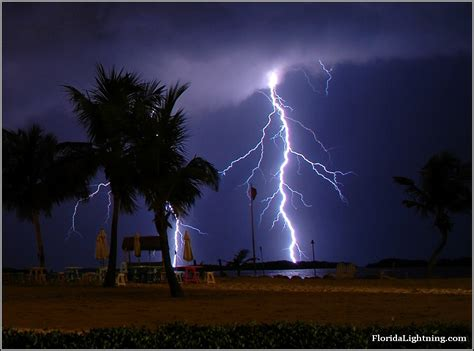 Waterspout With Lightning by Lightning Hurricane Waterspout Tornado Photography By