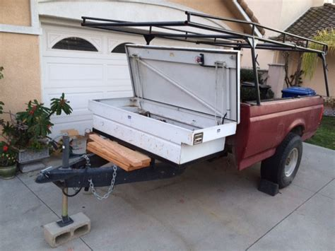 pickup bed trailer for sale for sale pickup bed utility trailer ih8mud forum