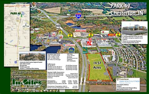 realtor map commercial in llc aerial map of chesterton indiana real estate