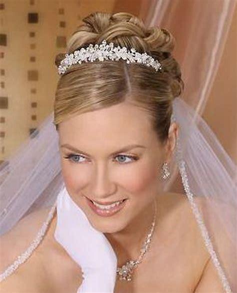 50 wedding hair styles with tiara bridal updo hairstyles with tiara google search