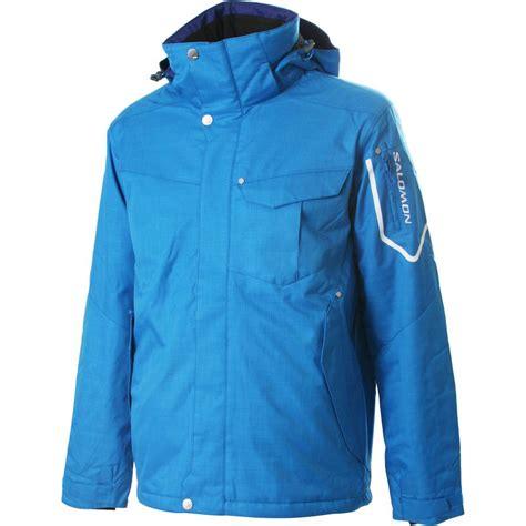 salomon ski jacket sale salomon express ii insulated ski jacket s glenn