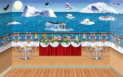 Cruise Decorations by Cruise Ship Decorations