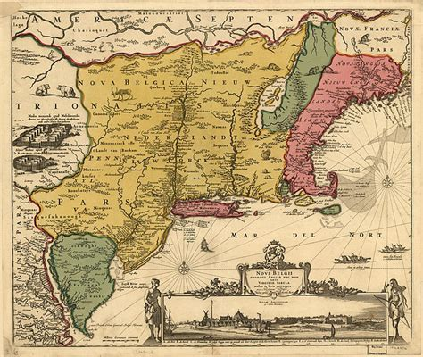 netherlands colonies map anthropology in practice finding traces of new york city