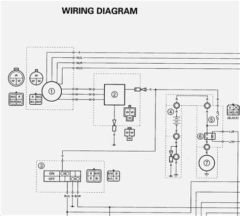 yamaha kodiak 400 wiring diagram yamaha big 400 4x4 wiring diagram 38 wiring diagram