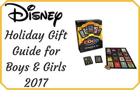 disney gift guide for boys 2017 the creative sahm
