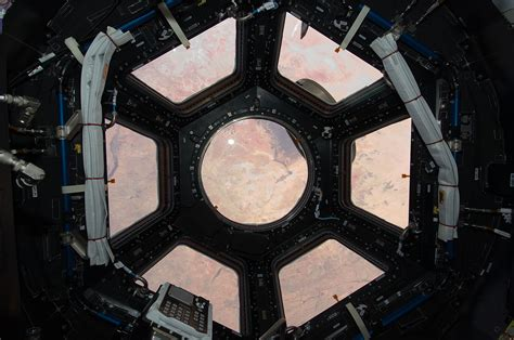 cupola iss cupola station spatiale internationale wikip 233 dia