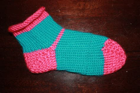 pattern for socks on a loom loom knitting sock pattern a knitting blog