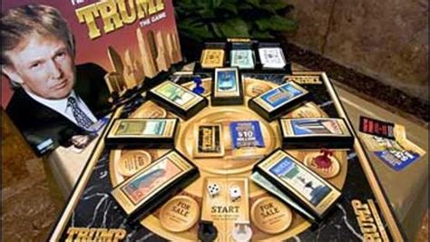 donald trump game one trumped up board game cbs news
