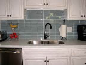 Cheap Wallpaper Backsplash An Inexpensive Kitchen Gray Subway Tile Backsplash Backsplashes Glass