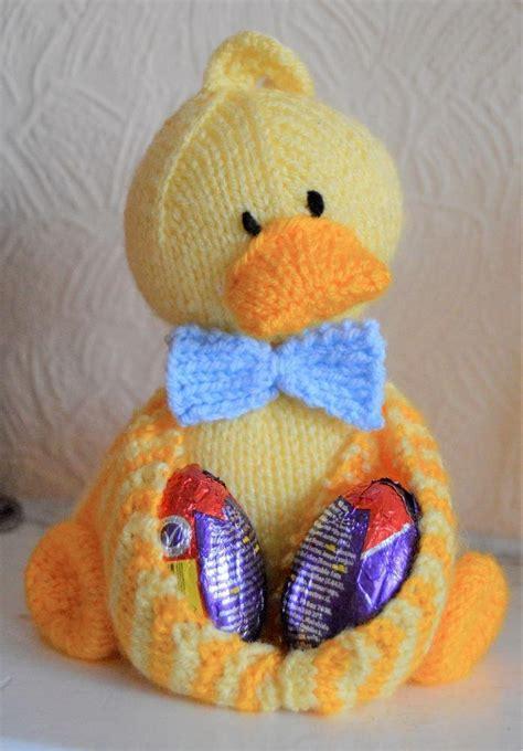 yarn egg pattern ducky egg easter egg soft toy knitting pattern by knitting