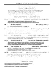 Safety Manager Resume by Best Photos Of Safety Professional Resume Exles Safety Manager Resume Sles Safety