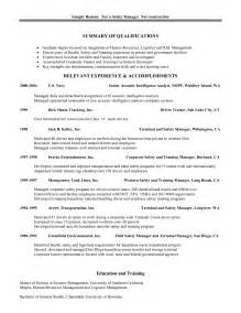 Officer Trainee Sle Resume by Sle Business Resumes Business Sle Business