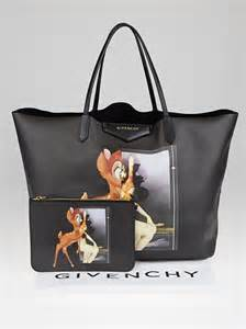Givency Blck Parvert Tote Pouch givenchy black coated canvas antigona large tote bag yoogi s closet