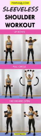 shoulder workouts for 3 to make them sleek
