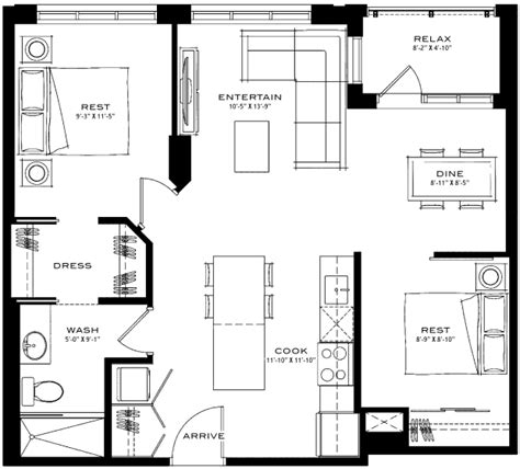 small office floor plan sles and conceptdraw sles sle office floor plans tamarack wellington launch in