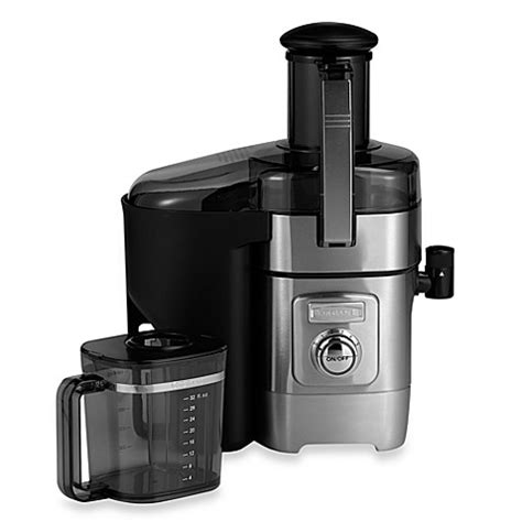 juicers at bed bath and beyond cuisinart 174 juice extractor bed bath beyond