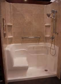 Bath Showers For Elderly 23 Bathroom Designs With Handicap Showers Messagenote