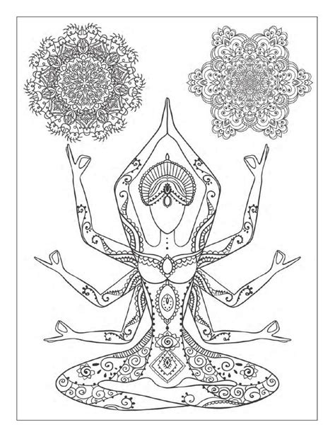 emejing meditation coloring pages photos style and ideas