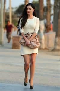 style megan fox latest dresses