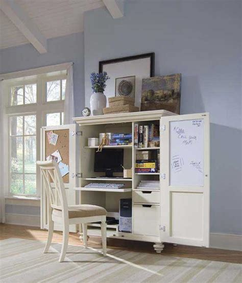 Small Home Office Cabinets Enhancing Space Saving Interior Home Office Cabinets Design