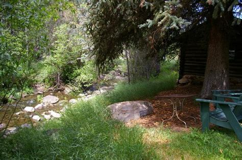 four mile creek bed and breakfast warm cozy cabin picture of four mile creek bed and