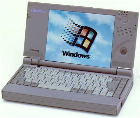 Laptop Apple Keluaran Pertama a zet m si kidal perkembangan laptop toshiba