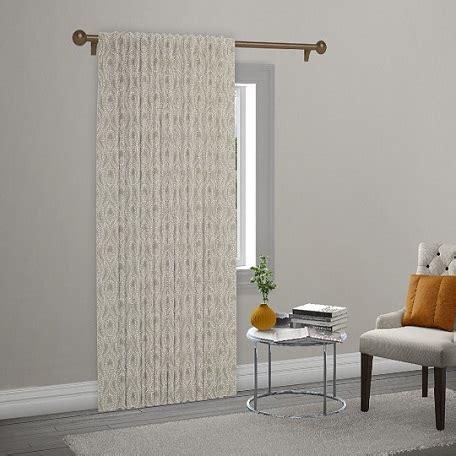 hidden curtains hidden tab drapery