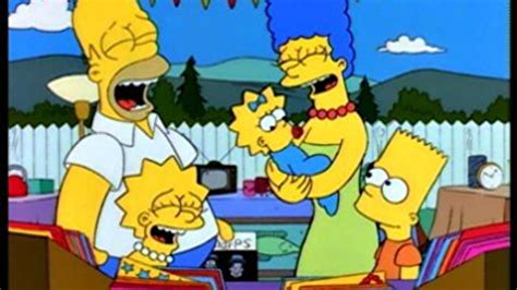 simpsons tv series