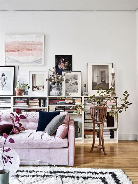 Feminine Home Decor An Eclectic Feminine Home That You Will Be Smitten With Daily Decor Bloglovin