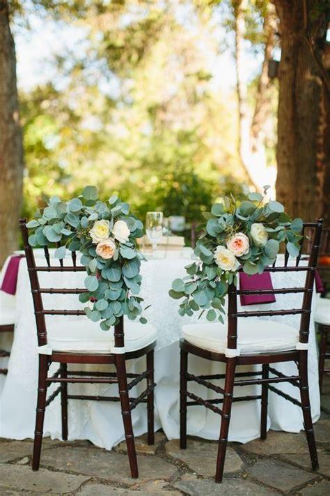 eucalyptus wedding decor ideas   deer pearl