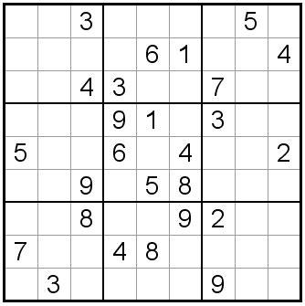 Sudoku Puzzles Intermediate 41 44 Number Squares