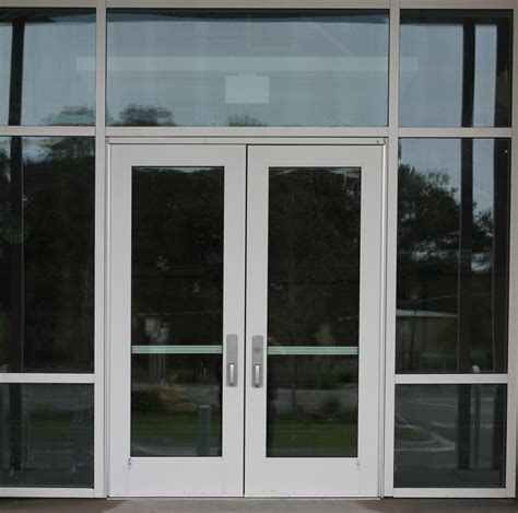 Commercial Exterior Doors Business Door Commercial Exterior Doors With Glass Photo 1