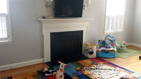 Childproof Fireplace by Home Deluca Doubles