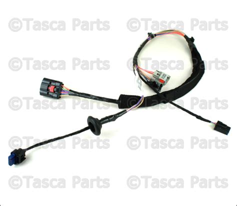 Door Wiring Harness Jeep Grand Mopar Lh Front Door Panel Wiring Harness 2011 2013 Jeep