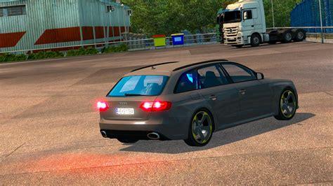 audi rs4 mods audi rs4 updated car truck simulator 2 mods