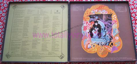 A Gift From A Flower To A Garden Totally Vinyl Records Donovan A Gift From A Flower To A Garden Box Set Folder Insert Lp