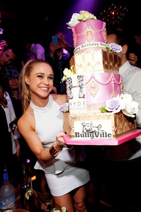 Celebrates 27th Birthday by 5 Photos Glee Becca Tobin S 27th Birthday