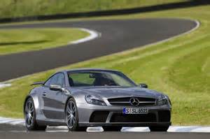 mercedes sl65 amg black series sports cars