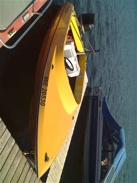 Sale Pelung Air Radar St 70 1980 sidewinder speed boat for sale from toronto ontario adpost classifieds gt canada