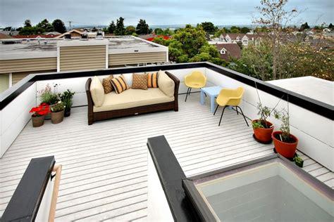 house plans with roof deck terrace toiture terrasse accessible toitures et couvertures mat 233 riaux de couverture et mise en oeuvre