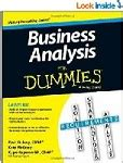 the pmi guide to business analysis books business analysis for dummies a book review