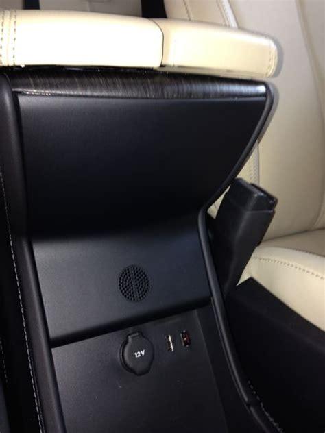 Tesla Model S Usb Ports Tesla Model S Fast Charging Usb Port Hack