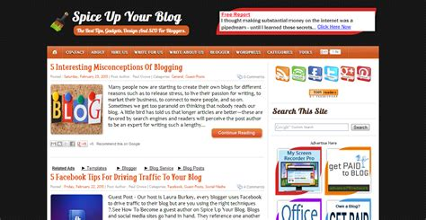 html tutorial for blogger collection of top sites clone templates for blogger for