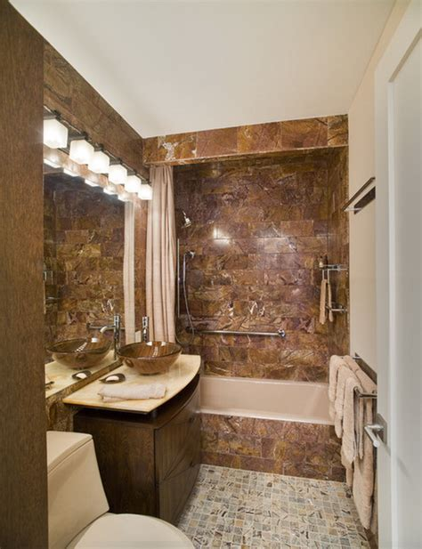 Updating Bathroom Ideas by 25 Small But Luxury Bathroom Design Ideas