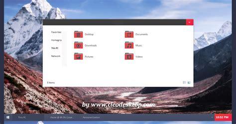 exo theme for windows 8 1 exo black red theme for windows 8 1 cleodesktop mod