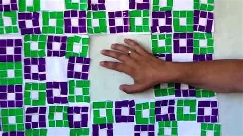 alfombra de sierpinski alfombra de sierpinski con gomets pegatinas youtube