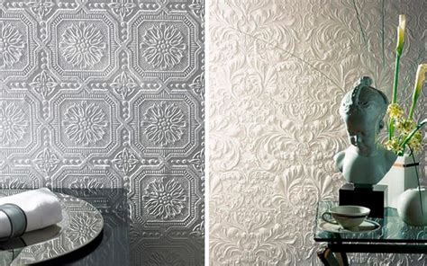 pintar azulejos con relieve 4 ideas para decorar paredes en 3d y dar volumen a tus muros